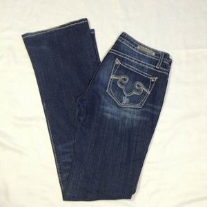 Express Jeans - Rock For Express 4L Boot Cut Womens